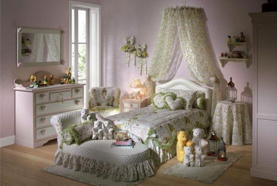 A legszebb szobák a te kis hercegnődnek!