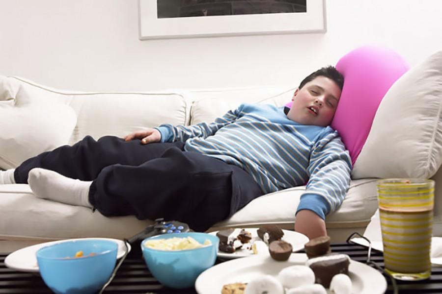 A kövér gyermekből nagy eséllyel túlsúlyos felnőtt lesz!