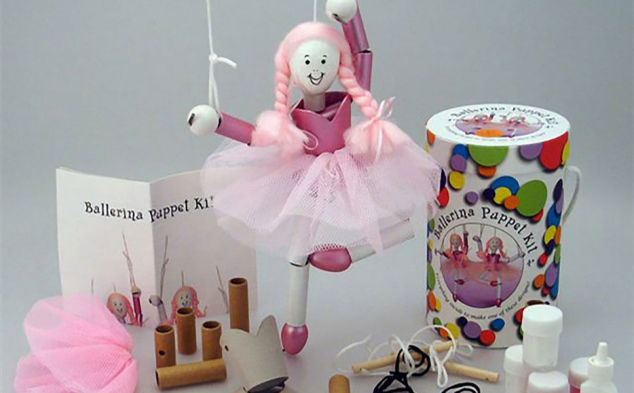 Újrahasznosított alapanyagból készült környezetbarát játékok