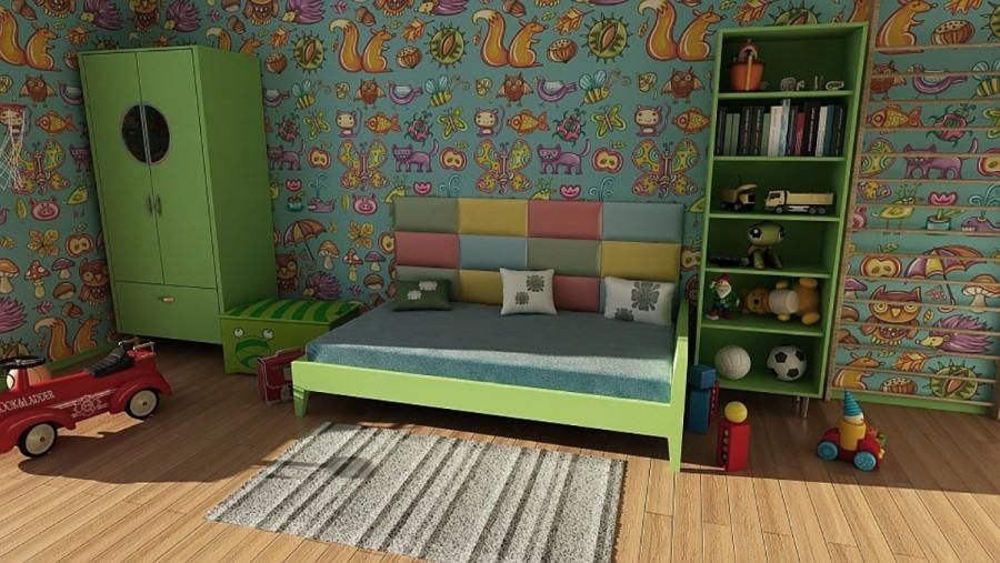 Hogyan díszítsük a csecsemõ szobáját?