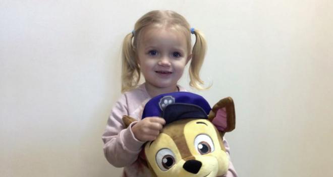 A 3 éves kislány megmentette az anyukája életét! Hihetetlen!